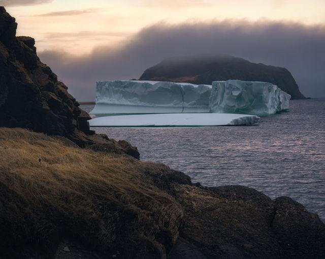 Port Rexton Iceberg