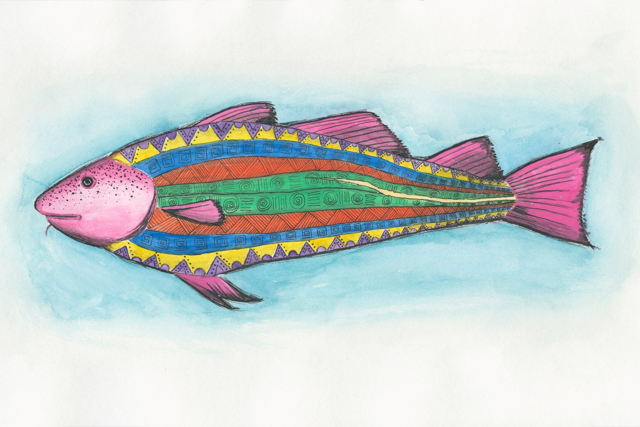 The Patterned Cod