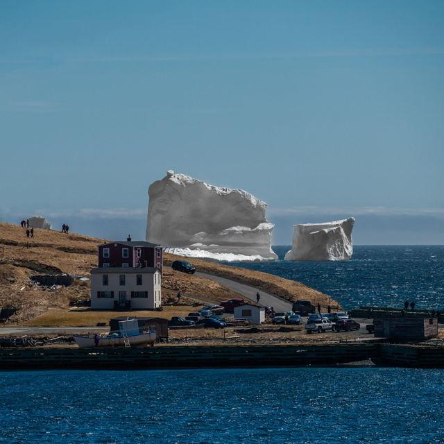 Ferryland Iceberg