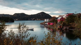 October in Burin