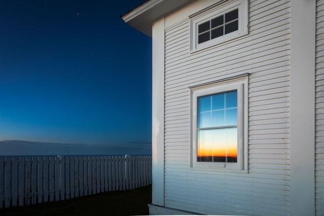 Reflections of a Sunrise