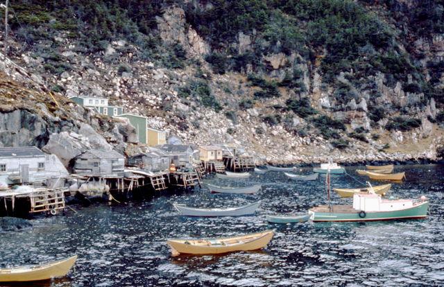 McCallum, NL - 1970s