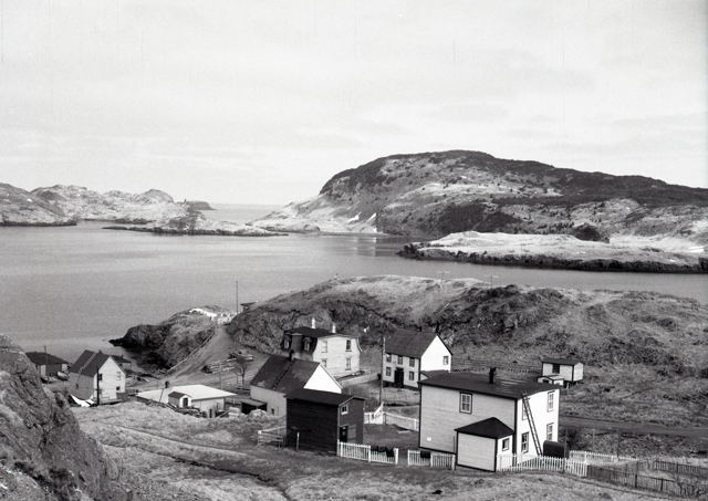 Kirbys Cove, Burin - 1960s