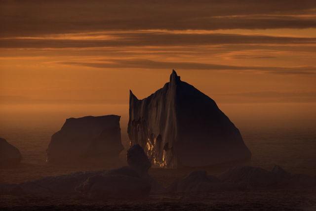 Iceberg Dawn 4