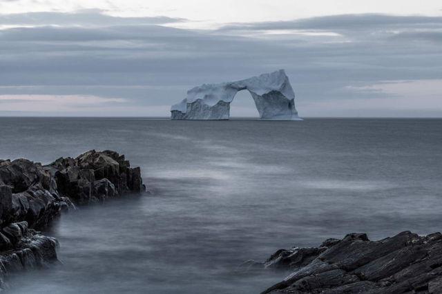 Cape Spear Iceberg