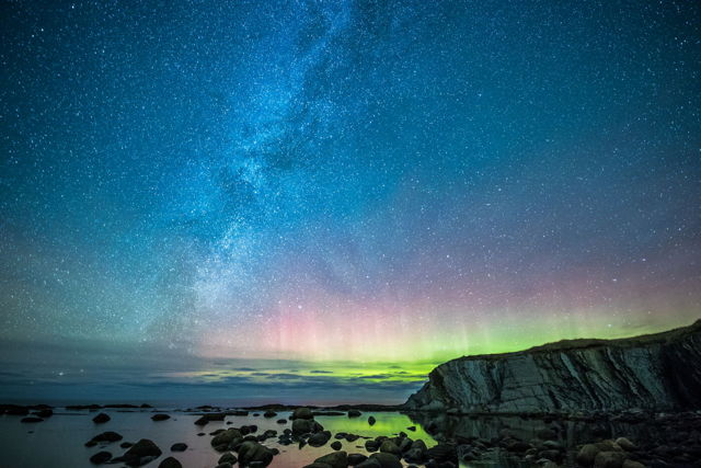 Green Point Stars...
