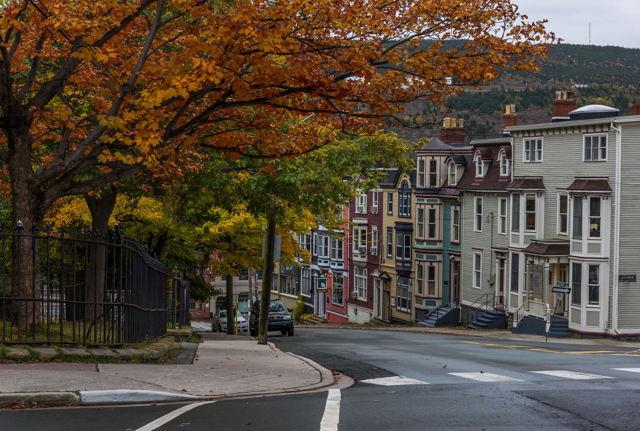 Church Hill, St. John's