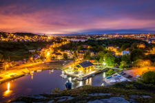 Quidi Vidi At Night