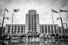 Black Lives Matter at Confederation Building