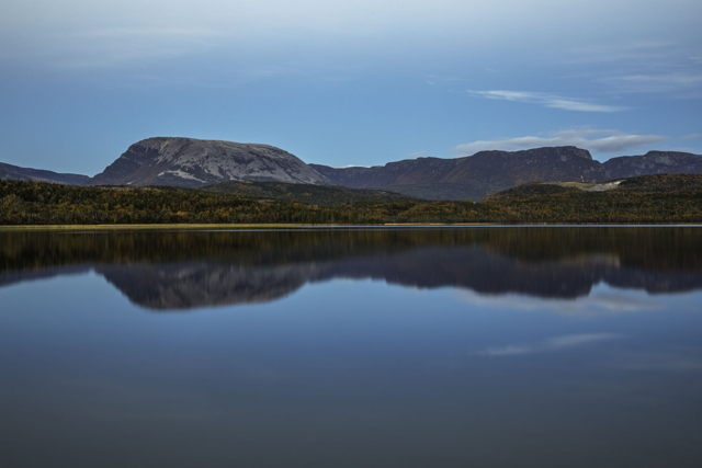 Gros Morne Reflection