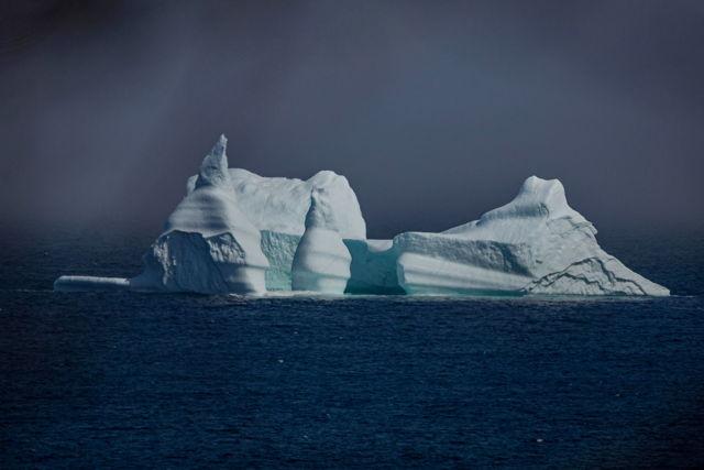 Iceberg at Cape Broyle