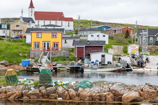 Busting Colours Greenspond