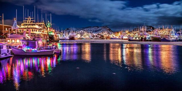 Port De Grave Christmas