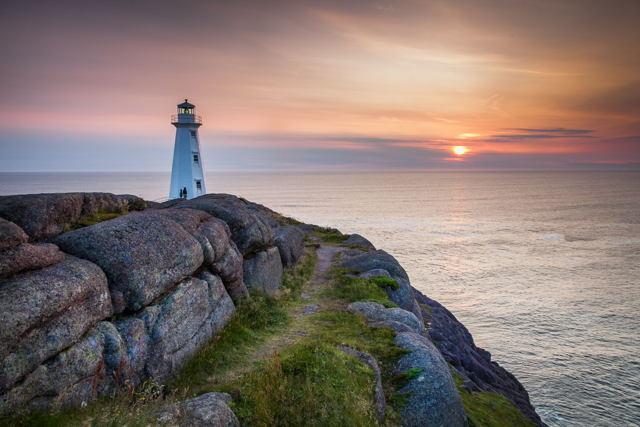 Cape Spear Sunrise II