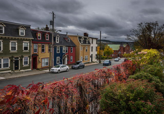 Queens Road St. John's