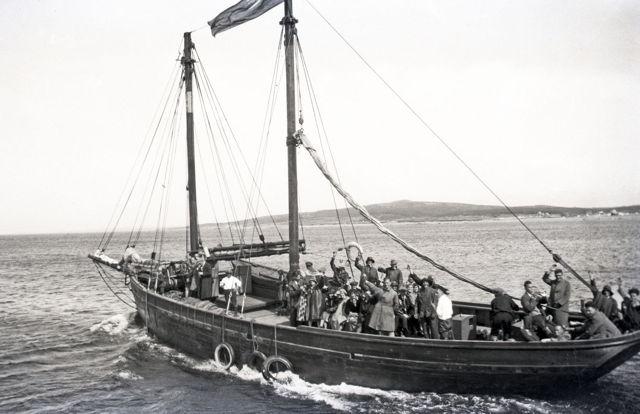 'Aeriel' - Grand Bank schooner