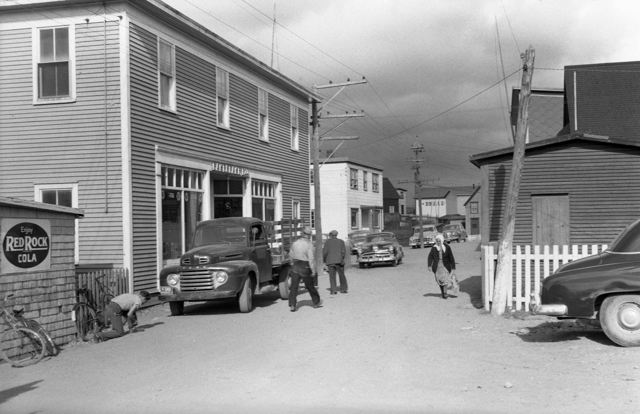Fortune, NL. - early 1950s.