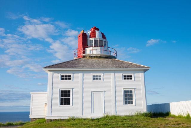 Cape Spear Summer Lighthouse