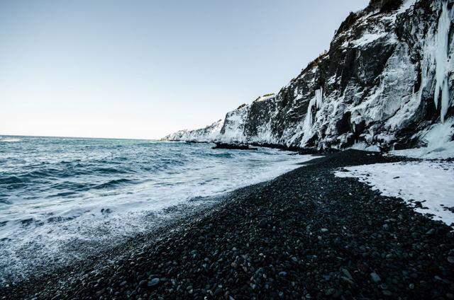 Middle Cove Beach, Newfoundland