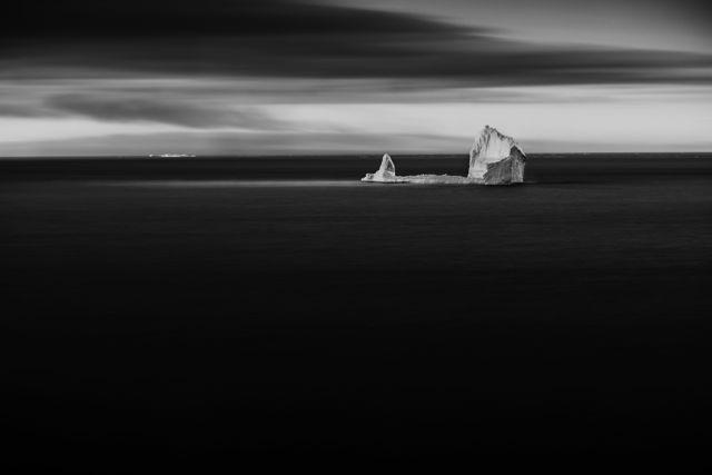 Ferryland Ice Monochrome 1
