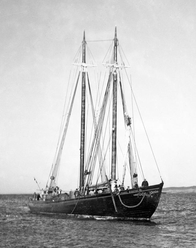 Grand Bank schooner 'Mabel Dorothy'