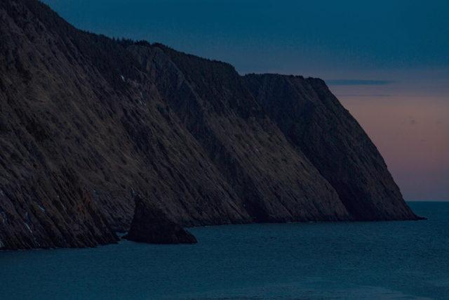 Dawn at Logy Bay