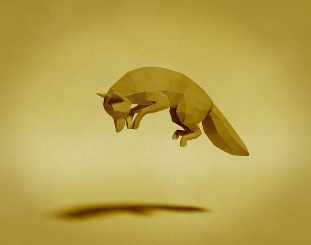 Fox Yellow
