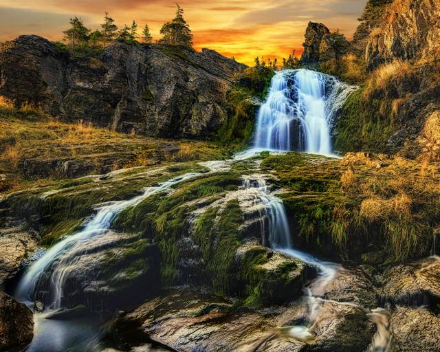 Flatrock Waterfalls