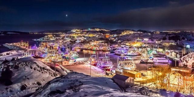 Harbour Christmas - Port De Grave