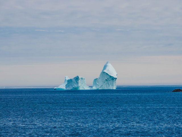 The Famous Ferryland Iceberg