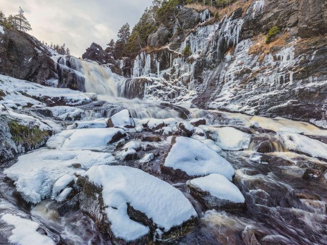 Winter in Flatrock