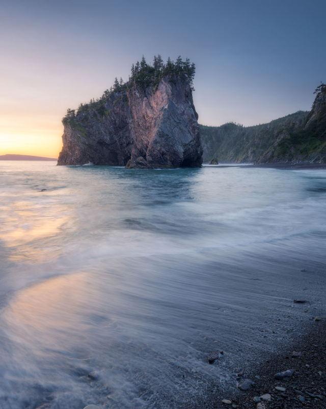Receding Waves Chance Cove