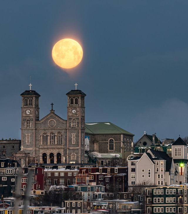 Basilica Worm Moon