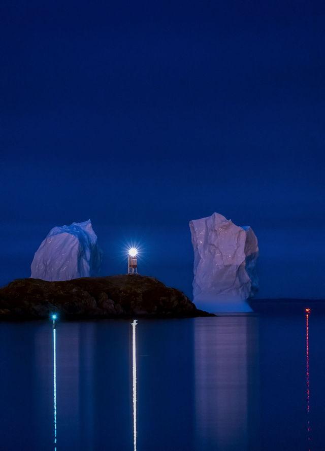 Goose Cove Iceberg