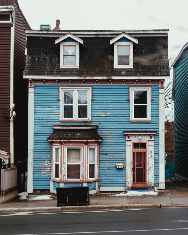 Row House Blues