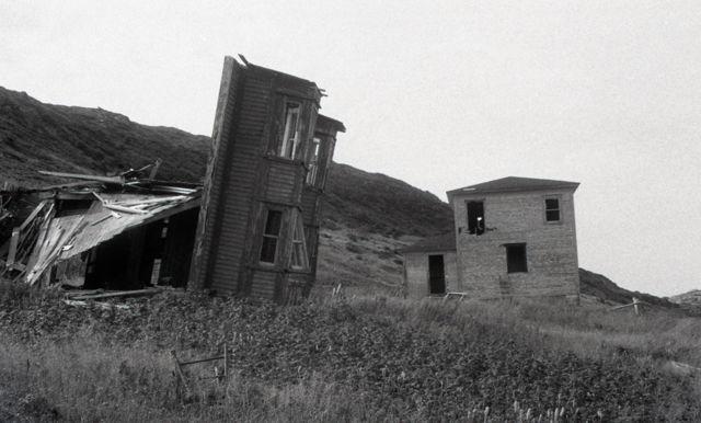 Resettlement - Brunette Island, NL. - 1950s