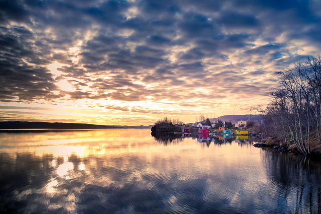 Clarenville Sunrise