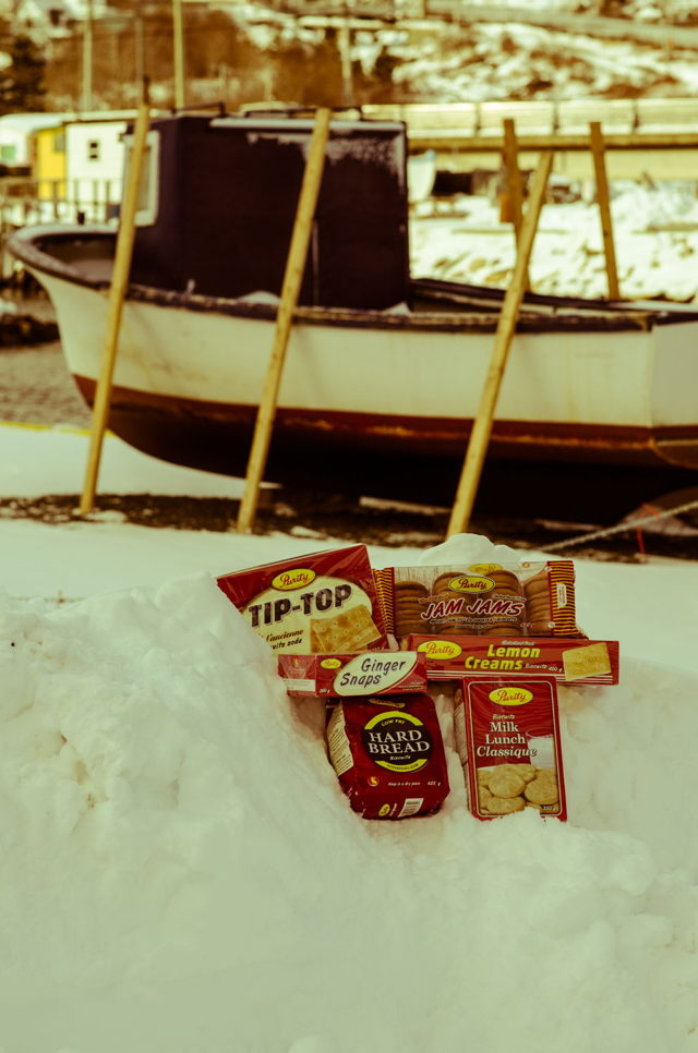 Newfoundland Traditions. Purity goods