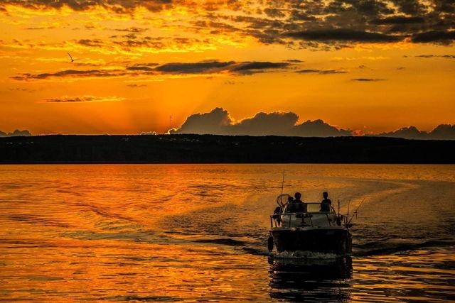 Evening Fishing