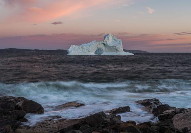 Amherst Cove Iceberg