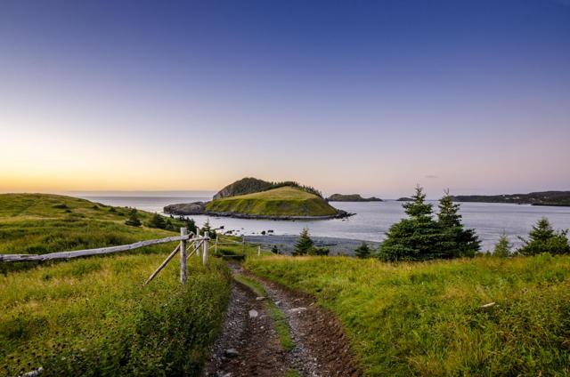 Fox Island, Tors Cove