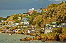 The Battery, St. John's Newfoundland