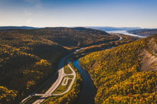 Fall in Humber Valley