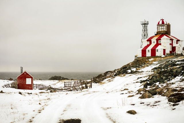 Winter at Cape Bonavista