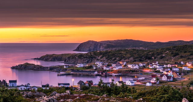 Small Town Beauty, Twillingate