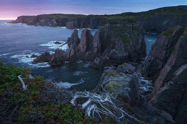 Cable John Cove Sunrise