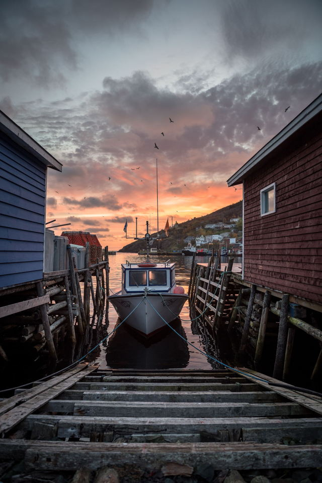 1 ba4 Petty Harbour Sunrise 2 v2