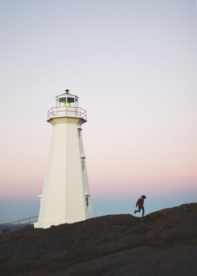 Cape Spear Leap