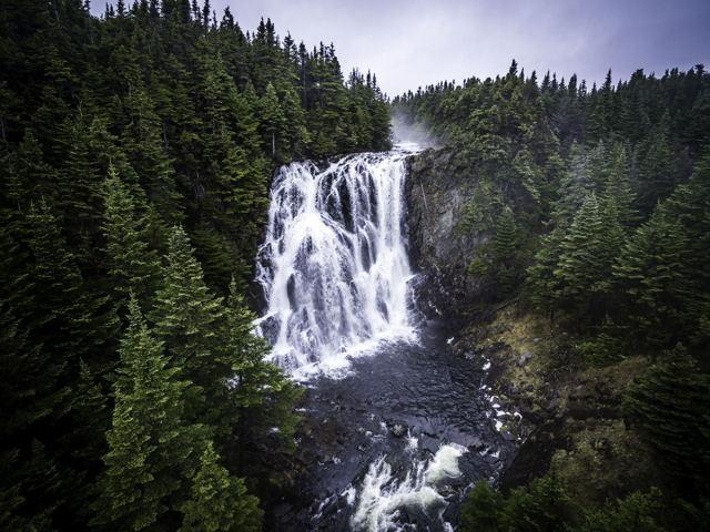 Cascading Falls - Gull Island