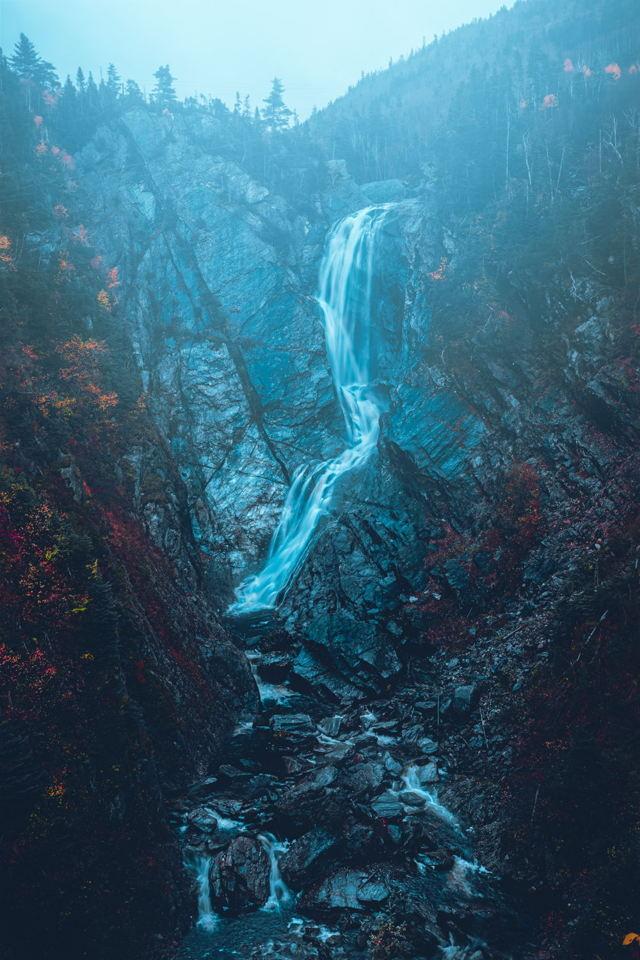Steady Brook Falls